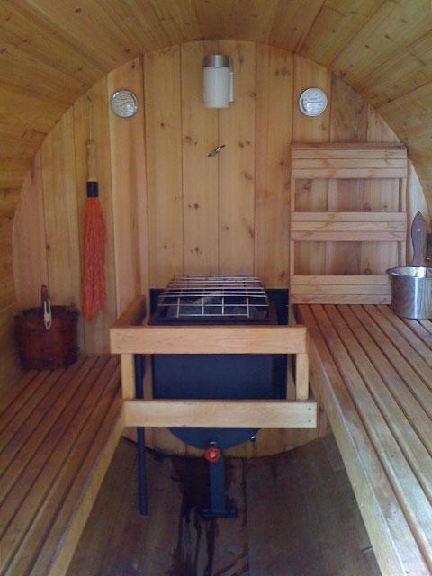 Sisu Sauna